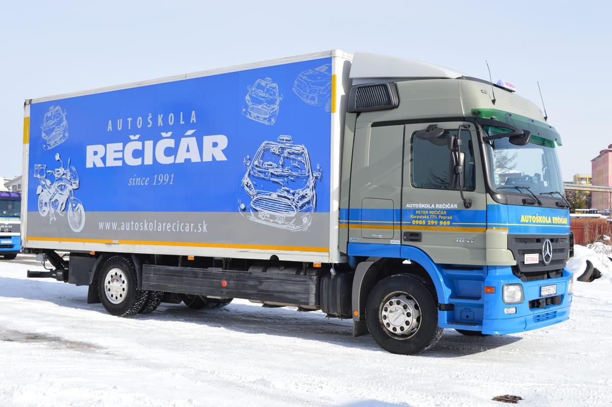 Kvalifikacna Karta Vodica Autoskola Recicar Poprad